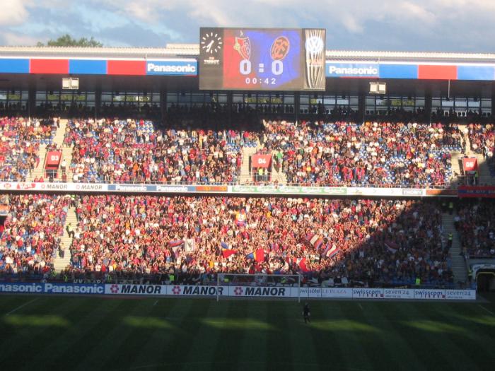 FC Basel - FC Schaffhausen