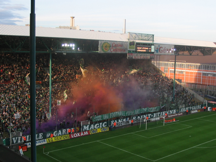 AS St Etienne - Strassbourg