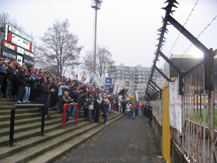 FC Brüssel - RCSC Sporting de Charleroi