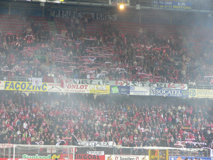 RCSC Sporting de Charleroi - Standard Lüttich