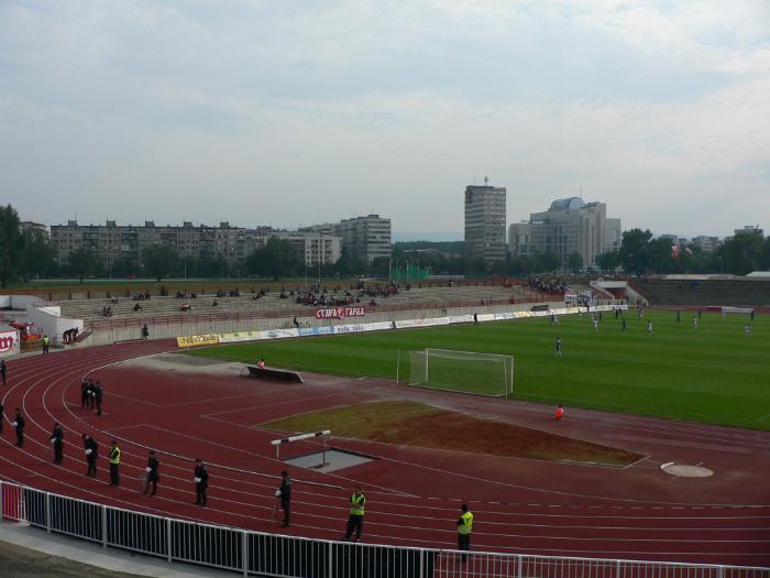 FK Vojvodina Novi Sad - Sartid Smederevo