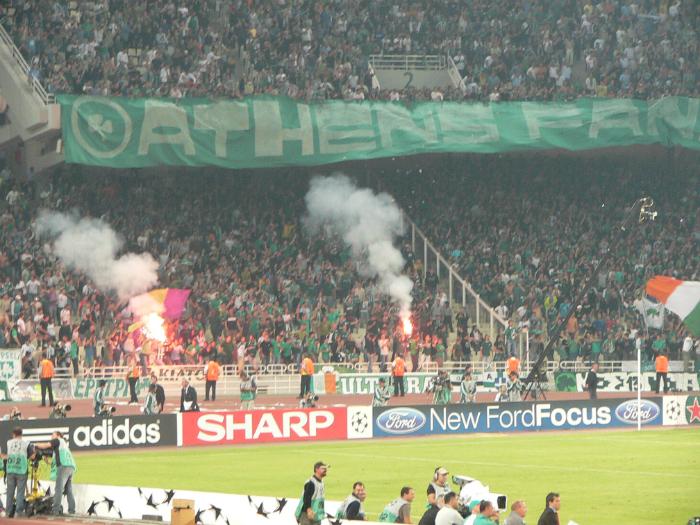 Panathinaikos Athen - Werder Bremen