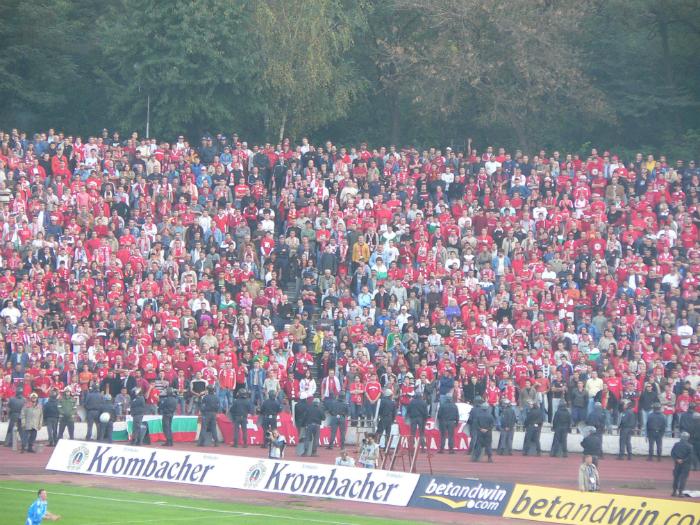 ZSKA Sofia - Bayer Leverkusen