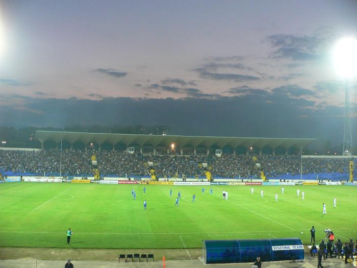 Levski Sofia - AJ Auxerre