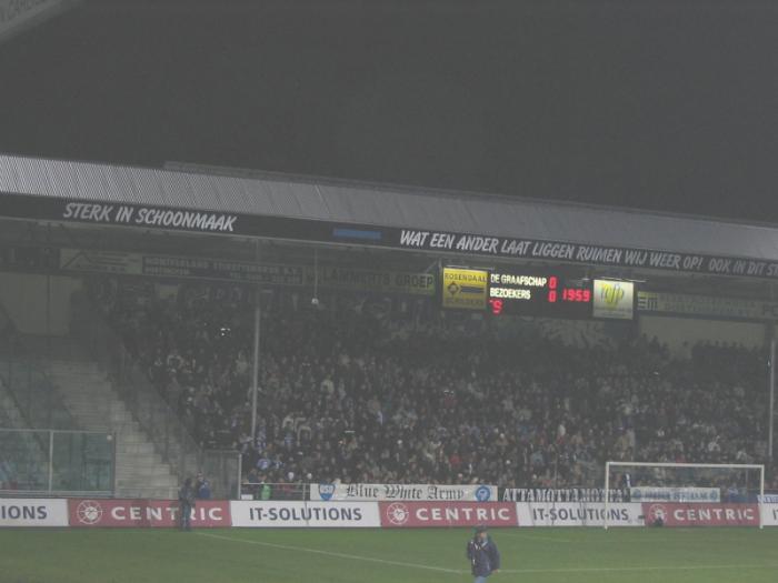 De Graafshap - Excelsior Rotterdam