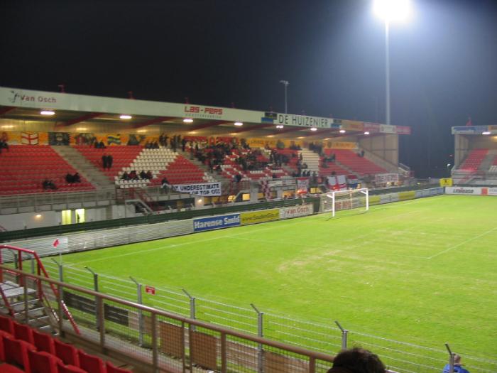 Top Oss - Sparta Rotterdam