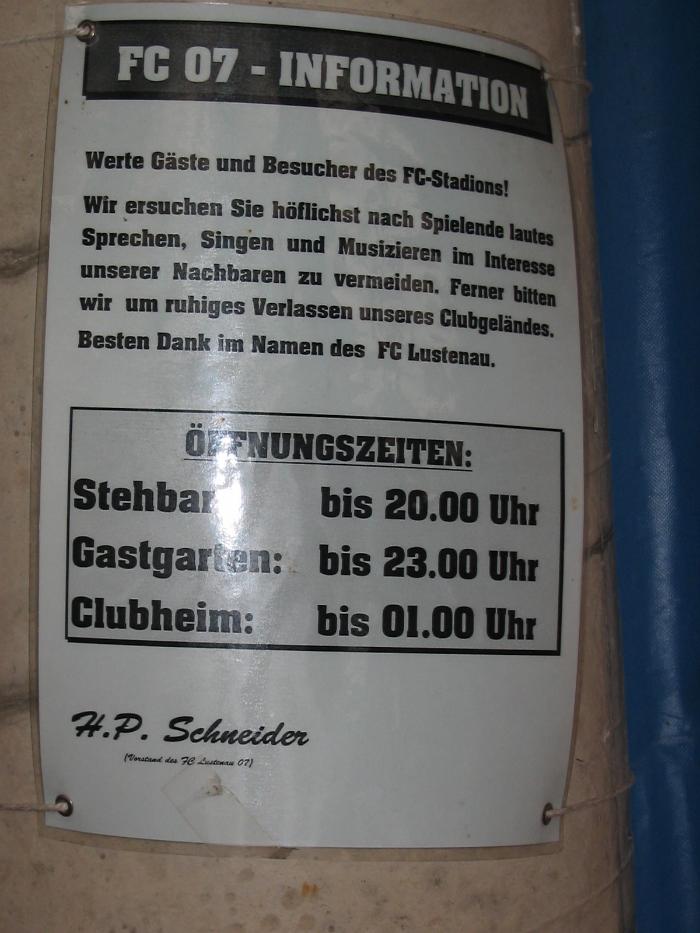 FC 07 Lustenau - DSV Leoben