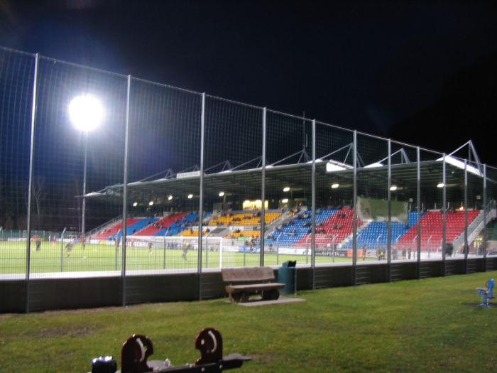 FC Vaduz - SR Delemont