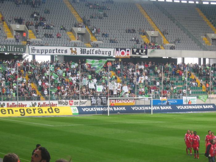 VFL Wolfsburg - FC Thun