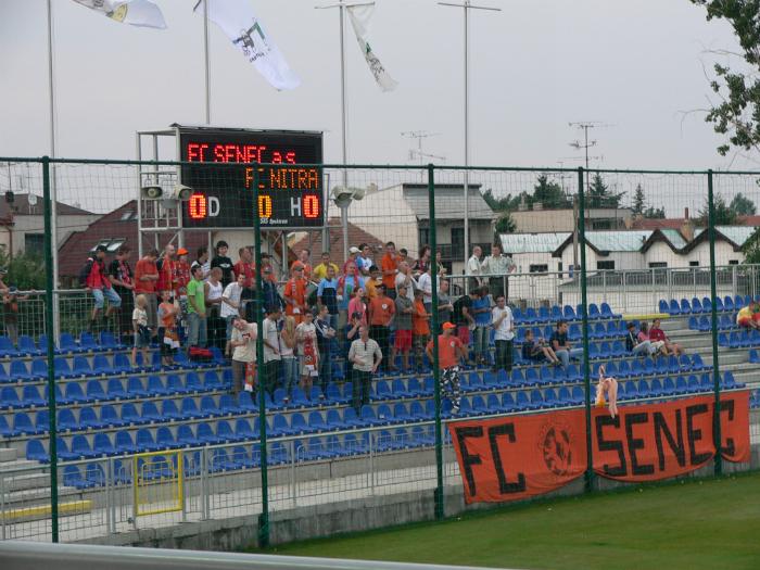 FC Senec - FC Nitra