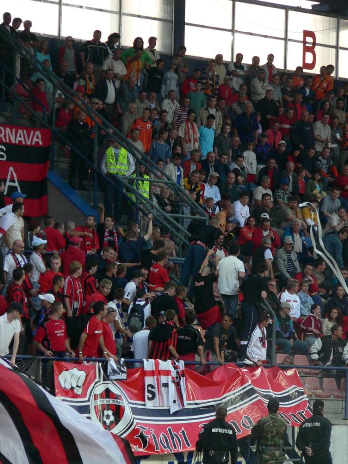 MFK Ružomberok - FC Spartak Trnava