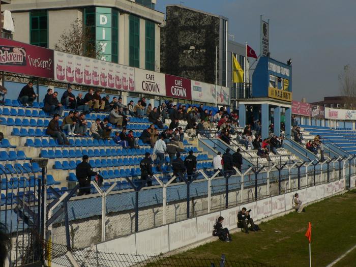 Zeytinburnuspor - Darıca Gençlerbirliği