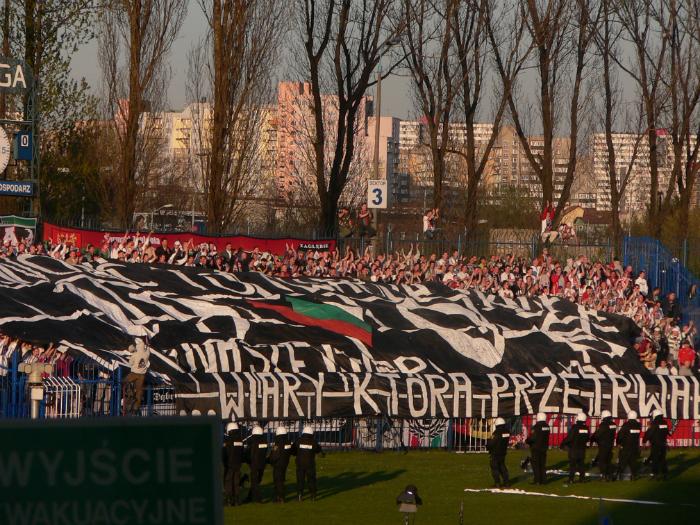 Ruch Chorzów - Zagłębie Sosnowiec