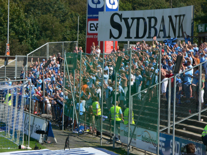 Esbjerg FB - Randers FC