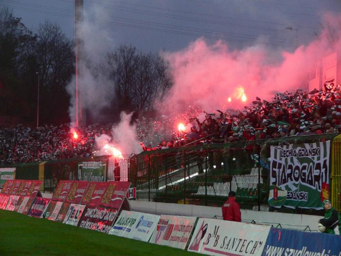 Lechia Gdansk - Motor Lublin