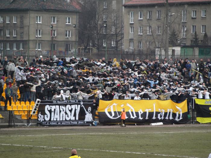 Ruch Radzionkow - Zaglebie Sosnowiec