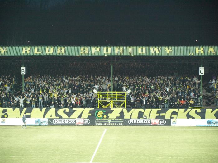 GKS Katowice - ZKS Stal Stalowa Wola