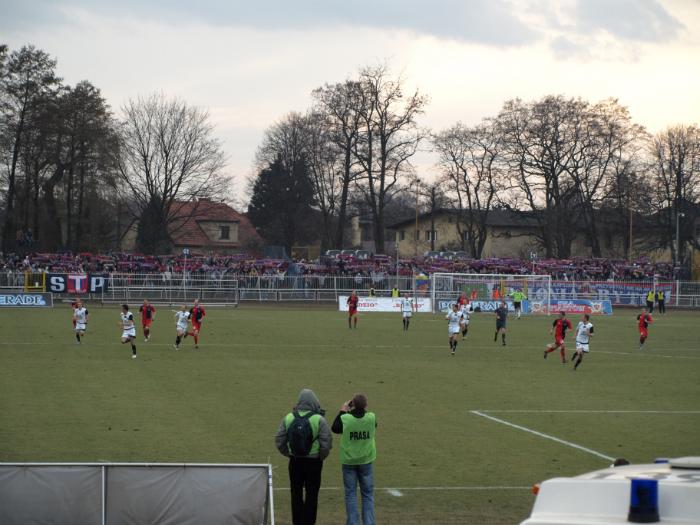 Piast Gliwice - Polonia Bytom