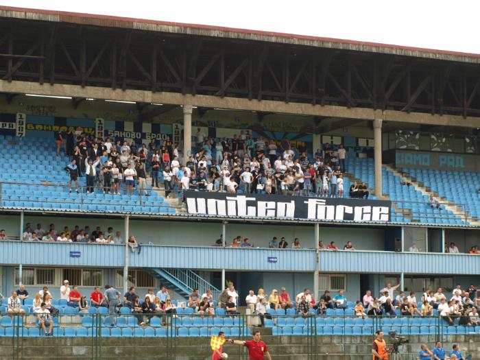 RAD Belgrad - FK Jagodina