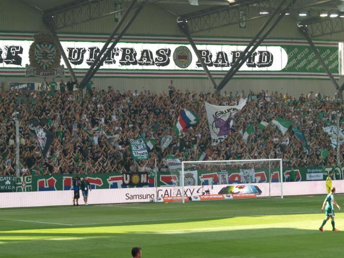 Rapid Wien - Austria Wien