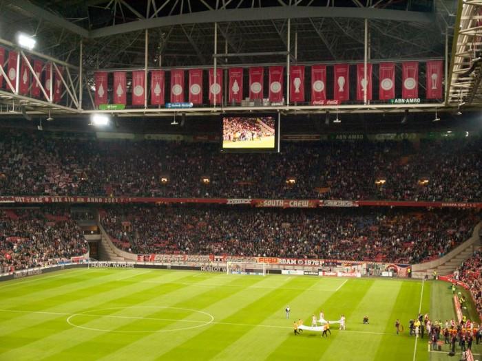 Ajax Amsterdam Go Ahead Eagles Deventer