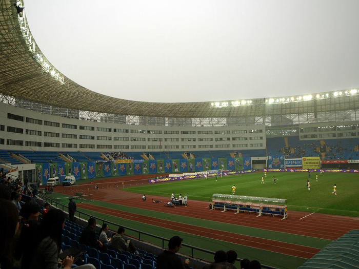 Shanghai Shenxin FC - Tianjin Teda FC
