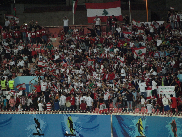 Kuwait - Libanon (AsiaCup Qualifikation)
