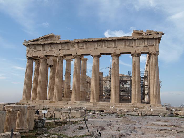 Akropolis Athen