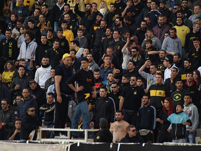 AEK Athen - Peramaikos