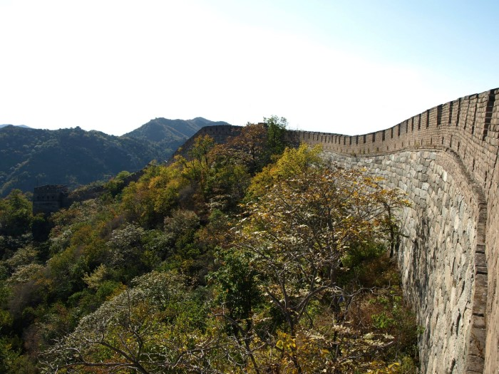 Große Mauer, Great Wall (China)