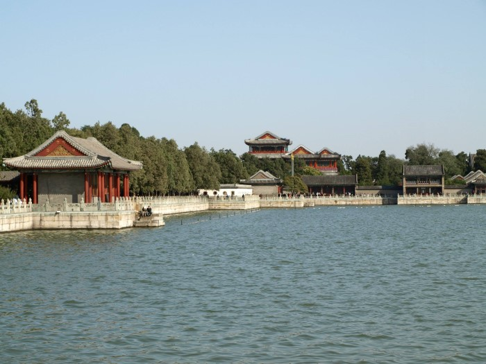 Sommerpalast (Peking / China)