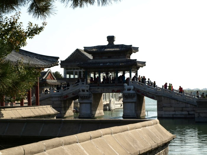 Sommerpalast (Peking / China)