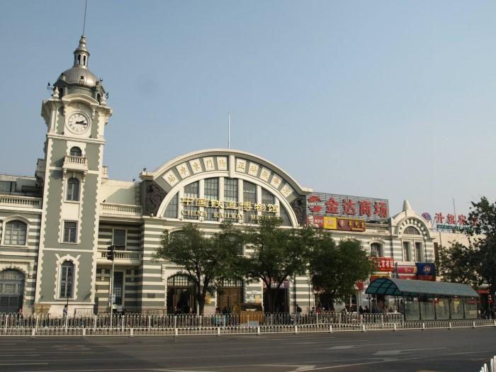 Tian'anmen / Platz des himmlischen Friedens (Peking / China)
