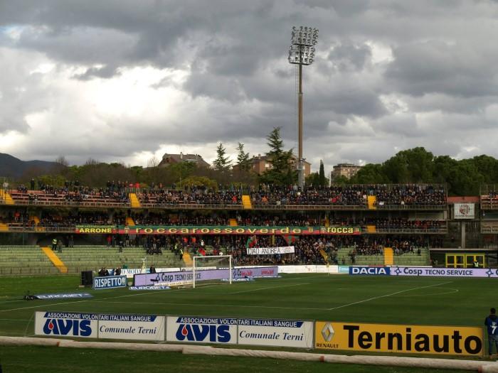 Ternana - Avellino