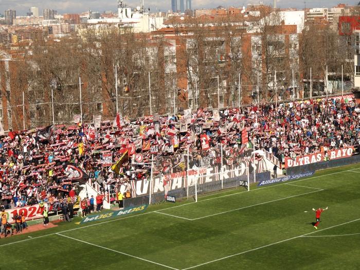 Rayo Vallecano - FC Sevilla